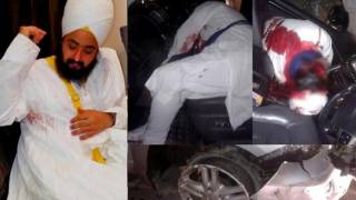 Assassination attempt on Dhadrianwale left one dead near Ludhiana