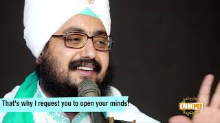 English Version  - A Sikhs  mind should be flexible
