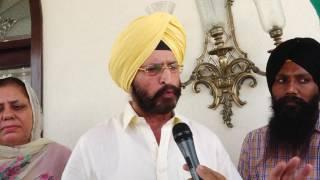 Jasbir Singh BirAAP Murder o Parcharak Bhupinder Singh Dhadrianwale Assassination Attempt