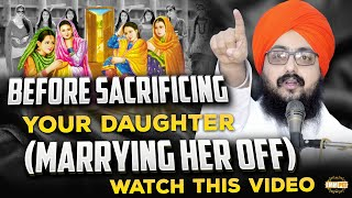 Before sacrificing your daughter watch this video