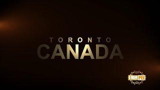 7 -10 JUNE 2018 - Event Details  CANADA - TORONTO TOUR