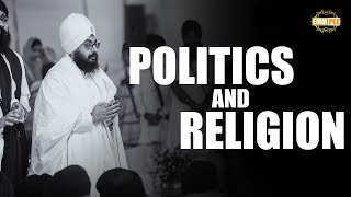 Politics and Religion - Parmeshar Dwar