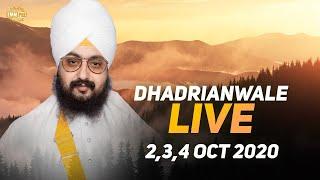 2 Oct 2020 - Live Diwan Dhadrianwale from Gurdwara Parmeshar Dwar Sahib