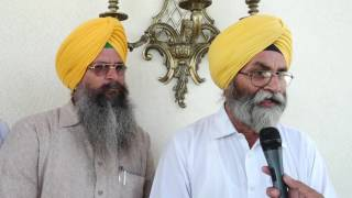 Jaspal Singh Heran Murder o Parcharak Bhupinder Singh Dhadrianwale Assassination Attempt