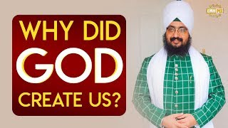 Why Did God Create Us | Dhadrian Wale