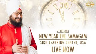 31 Dec 2018 - Sikh Learning Center - Maryland - - Parmeshar Dwar