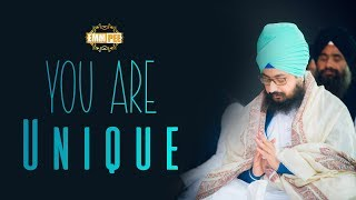 YOU are UNIQUE - Full Diwan | Bhai Ranjit Singh Dhadrianwale