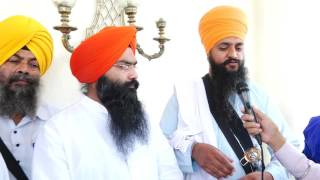 NEWS  21_05_16 Bhai Sukhjeet Singh Khosa ASSASSINATION ATTEMPT ON DHADRIANWALE