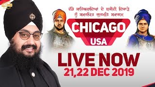 21Dec2019 Chicago USA Diwan - Guru Manyo Granth Chetna Samagam