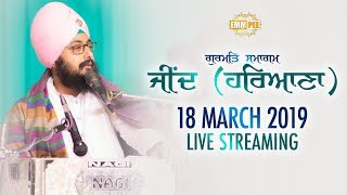 Jind - Haryana 18 March 2019 - Dhadrianwale