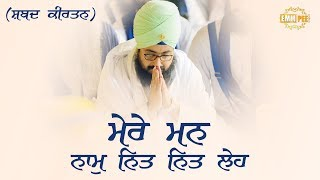 Mere Man Naam Nit Nit Leh | Bhai Ranjit Singh Dhadrianwale