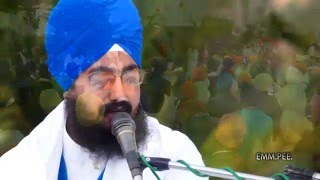 SATGUR NANAK PARGATEA Part 1 10_12_2015 Parmeshar Dwar Dhadrianwale
