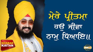 Mere Preetma hau Jeevan Naam Dheaye | Bhai Ranjit Singh Dhadrianwale