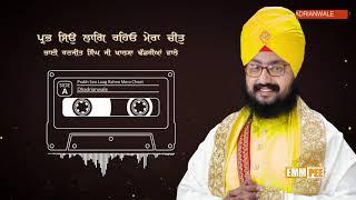 Prabh Sion Laag Raheyo Mera Cheet | Bhai Ranjit Singh Dhadrianwale