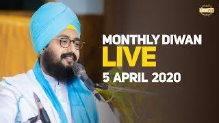 5 Apr 2020 Live Diwan from Gurdwara Parmeshar Dwar Sahib | Dhadrian Wale