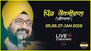 Day 2 - Korjiwal - Patiala - 26 Jan 2019 | Dhadrian Wale