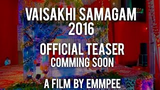 VAISAKHI SAMAGAM 2016 Highlights TEASER Coming Soon Full HD Dhadrianwale
