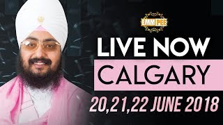 Day 3 - LIVE STREAMING - CALGARY - ALBERTA - CANADA - 22 June 2018