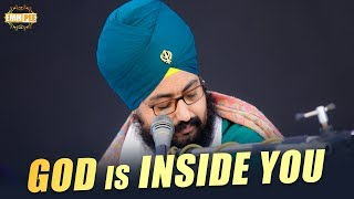 God Is Inside You | Bhai Ranjit Singh Dhadrianwale