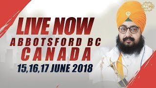 16 JUNE 2018 - LIVE STREAMING - ABBOTSFORD BC - CANADA