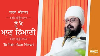 Tu Mai Maan Niamani | Bhai Ranjit Singh Dhadrianwale