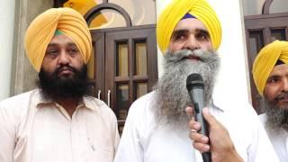 Sarbans Singh Manki Murder o Parcharak Bhupinder Singh Dhadrianwale Assassination Attempt