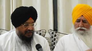 J_Joginder Singh Vadanti Murder o Parcharak Bhupinder Singh Dhadrianwale Assassination Attempt